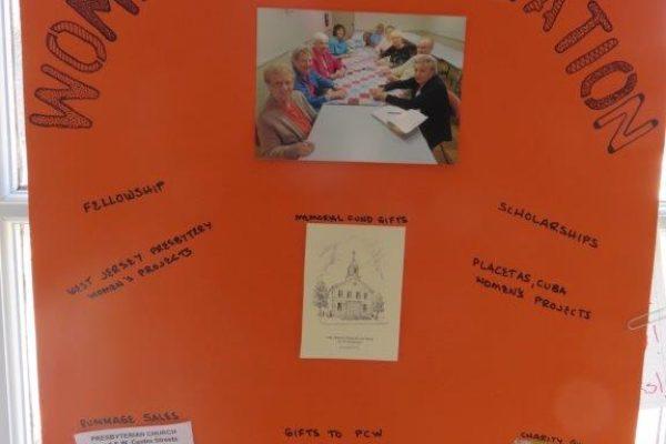 posters: women's association