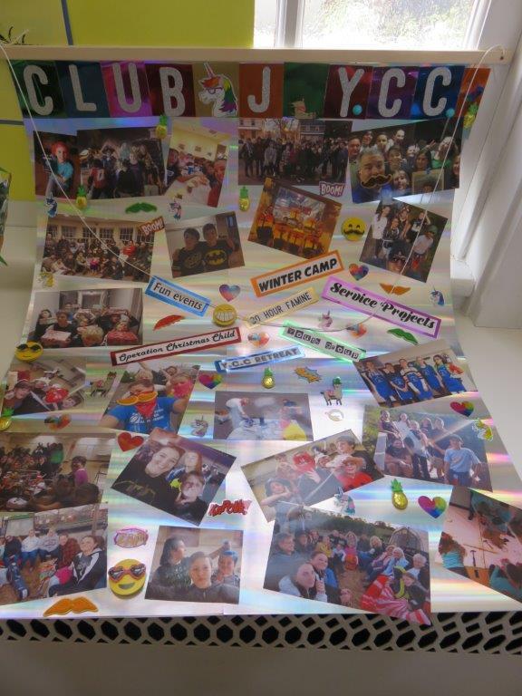 Posters: club j y.c.c.