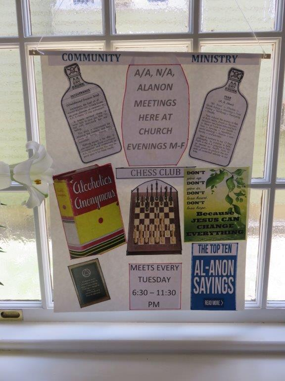 Posters: community ministry