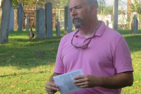 Speakers Rev. Oehler