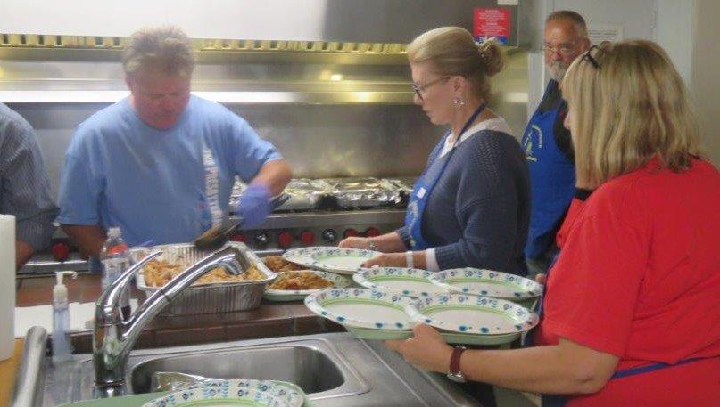 Community Dinner: October 12, 2017