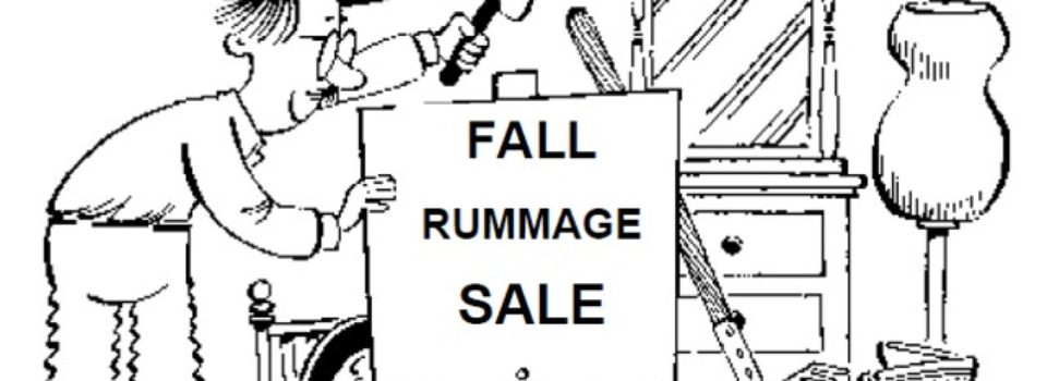 Fall Rummage Sale jpg