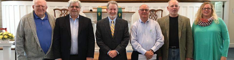 Trustees photo: 2019-2020