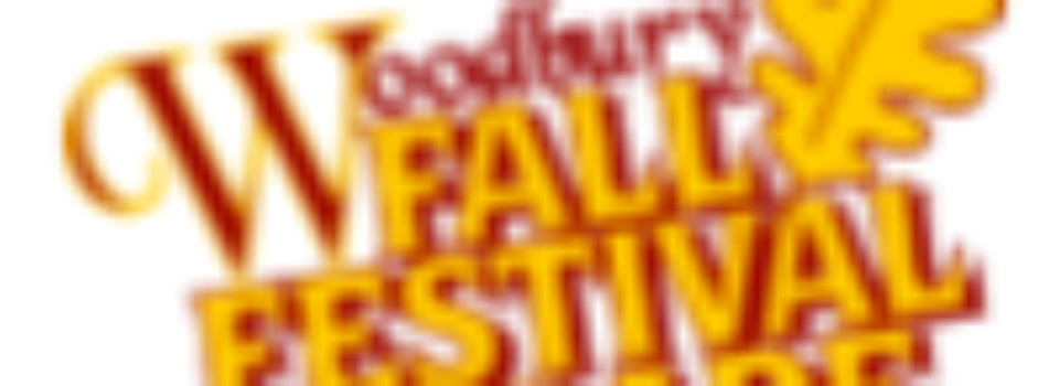 Woodbury fall parade logo