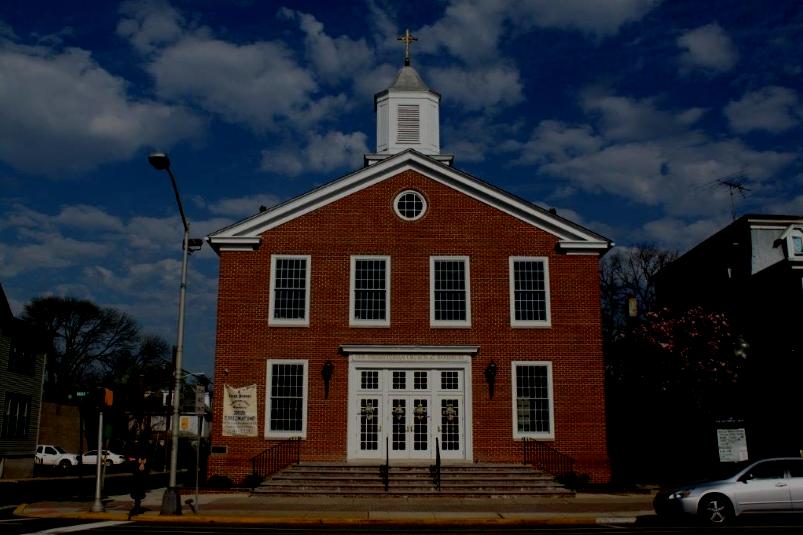 Presbyterian Church at Woodbury (exterior)