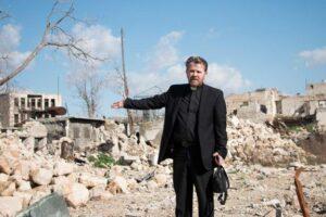 Destruction of Church of Aleppo Syria